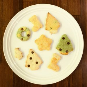 ほっぷっXmas会〜野菜クッキーのワークショップとクリスマスランチ〜 @ ほっぷっ